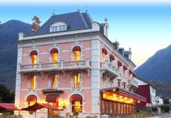 Grand Hôtel de France, 35, Avenue du Général Leclerc, 65260, Pierrefitte-Nestalas