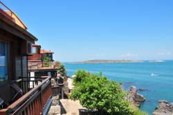 Deep Blue Guest House, Morski Skali 61 Str, 8130, Sozopol