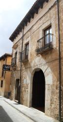 Hotel Fray Tomás, Real, 16, 42360, Berlanga de Duero