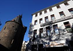 Hotel am Marschiertor, Wallstrasse 1-7, 52064, Aachen