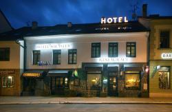 Hotel Solaster, Vitezslava Nezvala 8, 67401, Třebíč