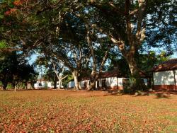 Pousada Xaraés, Estrada Parque, Km 19, 79301-972, Todos os Santos