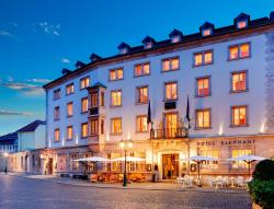 Hotel Elephant - A Luxury Collection, Markt 19, 99423, Weimar