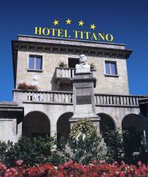 Hotel Titano, Contrada Del Collegio, 31, 47890, San Marino