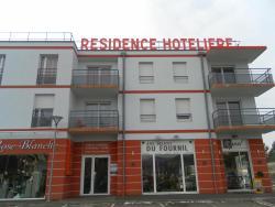 Appart'City Saint Etienne - Saint Priest en Jarez (Ex Park&Suites), 1 Rue Marthourey, 42270, Saint-Priest-en-Jarez