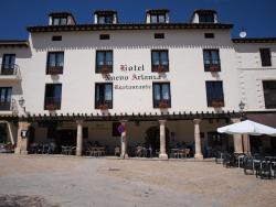 Hotel Nuevo Arlanza, Plaza Doña Urraca, 11, 09346, Covarrubias