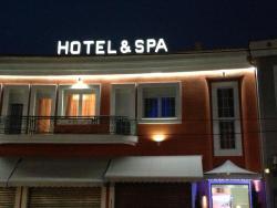 Hotel Vila Kerciku & Spa, Sheshi Avni Rustemi Tirane , 1000, ティラナ