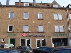 Hotel Le Camelia, Place De L'abbaye 4, 6870, Saint-Hubert
