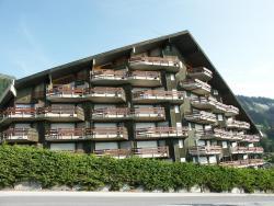 Apartment Cristal, Route d'Anzère, 1972, Anzère