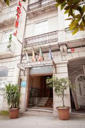 Hotel Aguila, Victoria, 6, 36201, Vigo