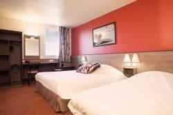 Ace Hotel Bourges, Zac de l'Echangeur - Rue Joseph Aristide Aux enfans (Echangeur A71), 18000, Bourges