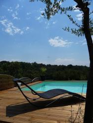Chambres d'hôtes L'Oléa de Romane, Chemin de Planas, 26770, Rousset-les-Vignes