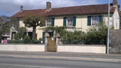 La Maison Jaune, 44 rue des Ecoles, 86410, Bouresse