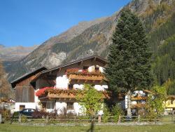 Plattnerhof Kaunertal, Feichten 169, 6524, Kaunertal