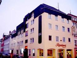 Hotel Residenz, Johannisstraße 138, 49074, Osnabrück