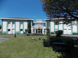 Logis Hôtel Du Delta, 25 Bis, Av. De La Côte D'argent, 33380, Biganos