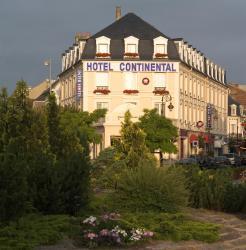 Inter-Hotel Continental, 1 Rue Desire-Le Hoc, 14800, Deauville