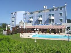 Inter-Hotel du Faucigny, Zae Les Bords d'Arve / 170 Rue Cesar Vuarchex, 74950, Scionzier