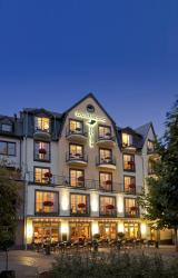 Hotel Cochemer Jung, Moselpromenade 2, 56812, Cochem