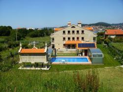 Apartamentos Cruceiro, Baixada O Rapallo, 30, 36940, Hio