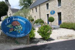 Hôtel l'Hortensia, 18 rue Sainte Brigitte, 56450, Noyalo