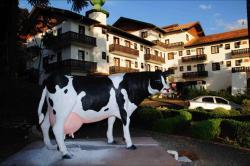 Treze Tilias Park Hotel, Rua Videira, 585, 89650-000, Treze Tílias