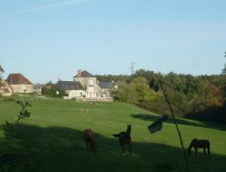 Domaine de Montgenoux, Montgenoux, 36370, Prissac
