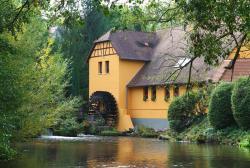 Le Moulin de la Walk, 2, rue de la Walk, 67160, Wissembourg