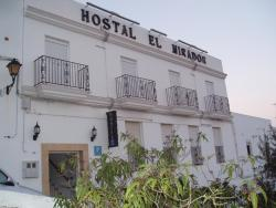 Hostal El Mirador, Cañada De San Lazaro, 39, 11150, Vejer de la Frontera