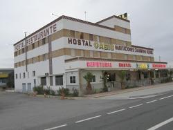 Hostal Oasis, Autovia A-2, Km. 442, 22520, Fraga