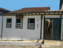 Amélia Pousada, Rua da Caridade, 199 , 39100-000, Diamantina