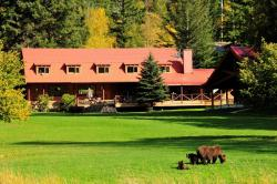 Tweedsmuir Park Lodge, 7001 Corbould Drive, V0T 1C0, Stuie
