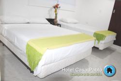 Hotel Casa Pablo, CALLE 5 N. 12-45, 410010, Neiva