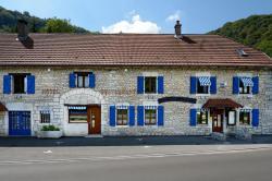 La Bonne Auberge, 2 route de Besançon, 25340, Clerval