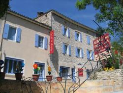 Auberge de Trente Pas, 235 Route des Gorges, 26110, Saint-Ferréol-Trente-Pas