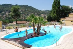 Grand Bleu Vacances – Résidence Le Galoubet, Rd 554, 83210, Solliès-Toucas