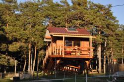 Cabane des Guernazelles, 232 chemin des Denes, 06750, Valderoure
