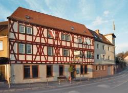 Hotel Goldener Karpfen, Löherstrasse 20, 63739, Aschaffenburg