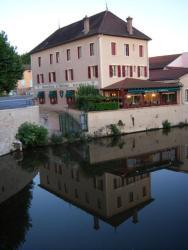 Hostellerie d'Héloïse, 7, route de Mâcon, 71250, Cluny