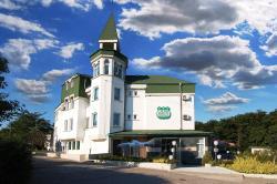 Hotel Zamak Inter, Industrial District, 7900, Omurtag