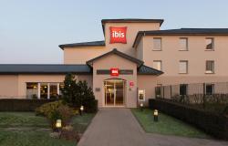 ibis Thionville Porte du Luxembourg, 38 Rue du Vieux Bourg, 57970, Basse-Yutz