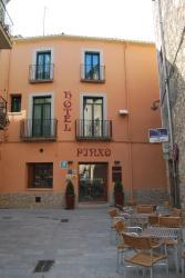 Hotel Pinxo, Hospital, 1, 17430, Santa Coloma de Farners