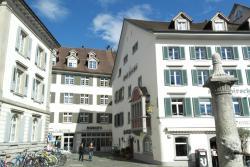 Hotel Hirschen Rapperswil-Jona, Fischmarktplatz 7, 8640, Rapperswil-Jona