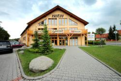 Hotel S-centrum, U Vodárny 2215, 256 01, Benešov