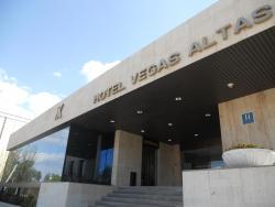 Hotel Vegas Altas, Avenida de Badajoz, s/n, 06400, Don Benito