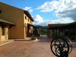 La Posada de Alcudia, Antigua carretera de Córdoba, km 3.800, 13450, Brazatortas