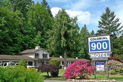 Colonial 900 Motel, 900 Old Hope Princeton Way, V0X 1L0, Hope
