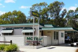 Glenrowan Kelly Country Motel, 44 Gladstone Street, 3675, Glenrowan