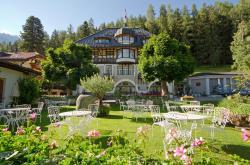 Villa Post Swiss Quality Hotel, Vulpera, 7552, Vulpera