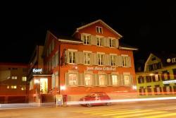 Hotel zum alten Bahnhof, Herisauerstrasse 32, 9200, Gossau